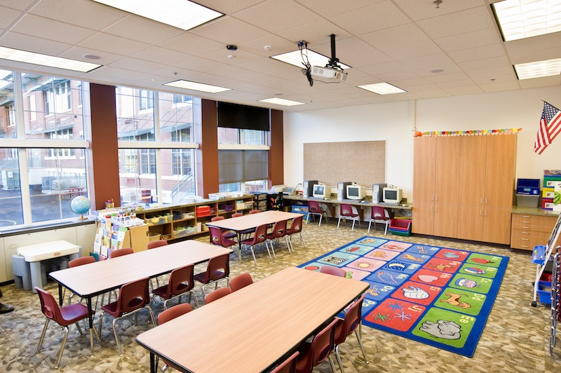 Classroom Design Research ~ The evolution of american public education