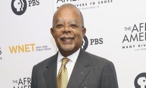 Photo of Henry Louis Gates, Harvard professor and historic consultant for 12 Years a Slave. Photo credit.