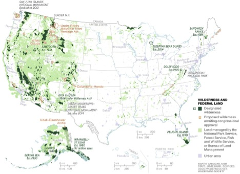 9/26/14 - Wilderness Areas, 1964-2014 - Stevens Historical Research ...