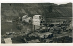 Image of Swan Falls, circa 1910