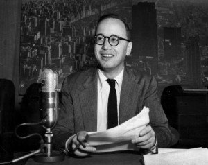 Arthur Schlesinger, Jr. in 1951. Photo credit: Wikicommons