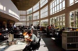 Reading room, NARA, College Park, MDi