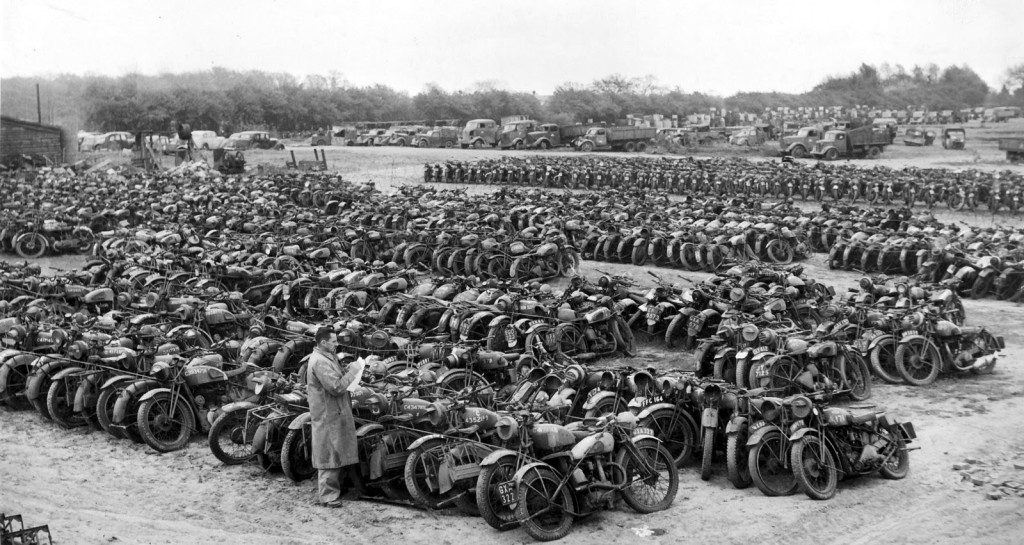 motorcycle surplus