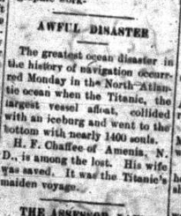 IMAGE 1 McKenzie County Chronicle 4.18.1912