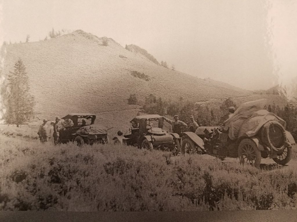 LOT 3559 F Idaho Camping Party 1915