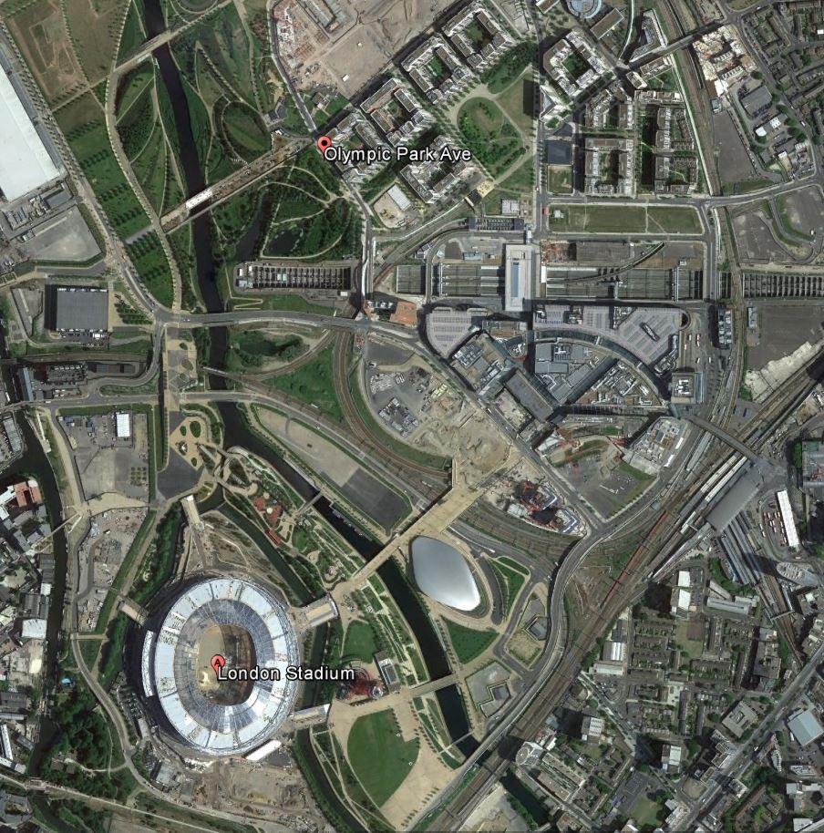 Google-earth-image