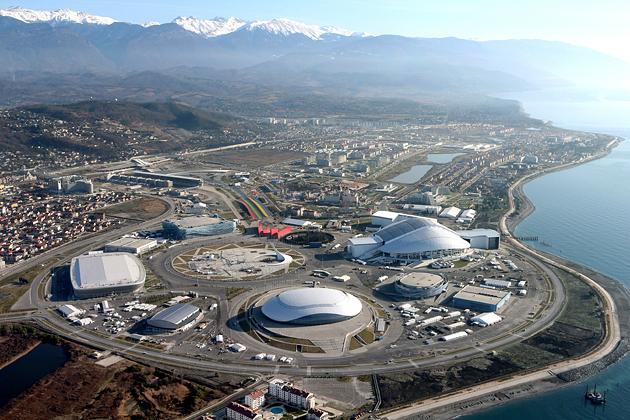 Sochi-venues